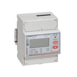 Legrand - {reference} - Compteur d'énergie triphasé EMDX3-MID-raccdt direct 63A-4mod - sort RS485
