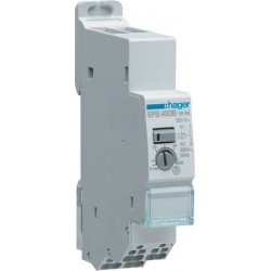 Télérupteur électronique minuterie 1F 230V SanVis
