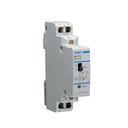 Hager - {reference} - Relais pour DSC-VMC gaz
