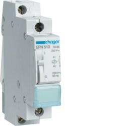 Hager - {reference} - Télérupteur 1F 230V