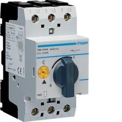 Disjoncteur moteur 4.0-6.3 A P   1.1-2.2 kW AC3...