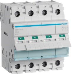 Hager - SBN463 - Interrupteur sectionneur  4P 63A