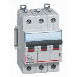 Legrand - 408062 -Disjoncteur DX3 3P D32...