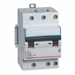 Legrand - 406892 - Disjoncteur DX3 3P C16...