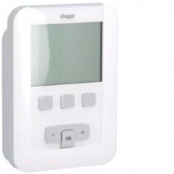 HAGER | TAP digital 2 fils 7J