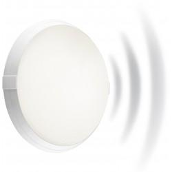 Sarlam - {reference} - Sarlam - 500570 -Hublot SUPER400-E27/53W-Détecteur blanc