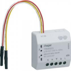 Hager SAS - TRM692G - 1 sortie VR + 2E KNX radio
