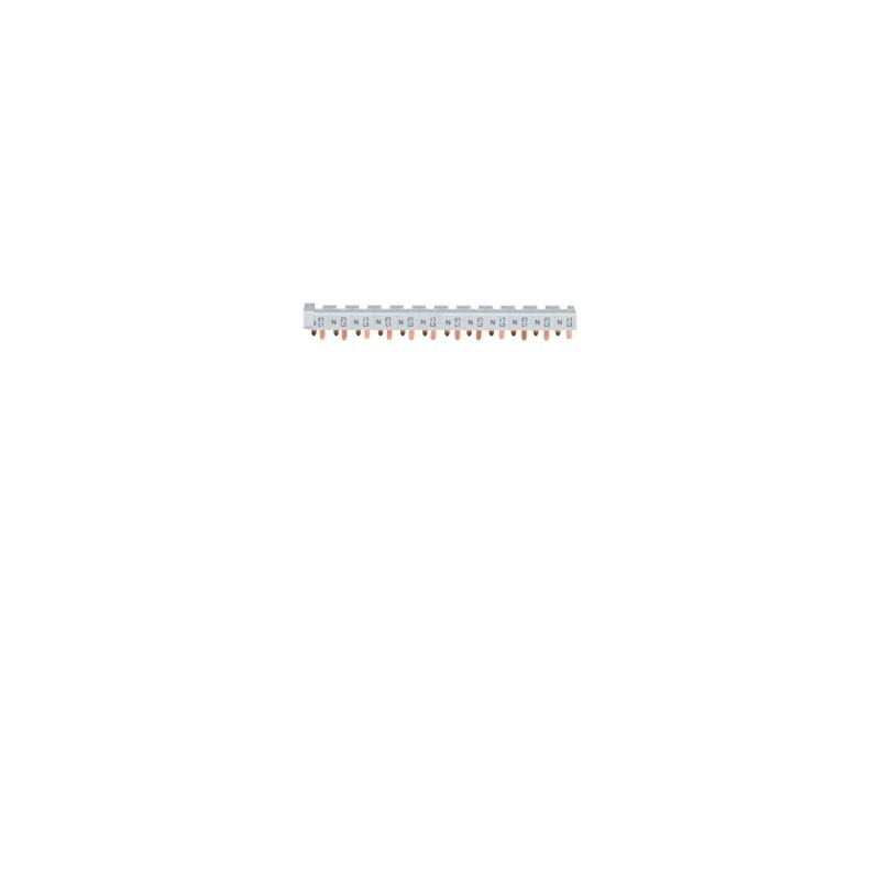 Hager - {reference} - Hager SAS - KBN663A - Barre pont 3P+N lang.10mm2 24m