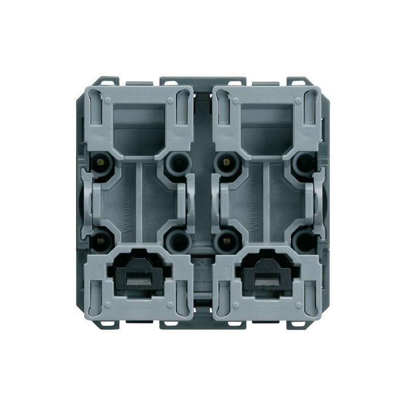 Hager SAS - WXF301 - Bouton-poussoir volet roulant