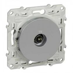 Schneider Electric - {reference} - Schneider Electric - S530445 - ODACE PRISE TV ALU VIS