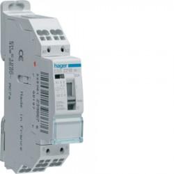 Hager SAS - ESS221B - Contact cde manu 20A 2F 230V