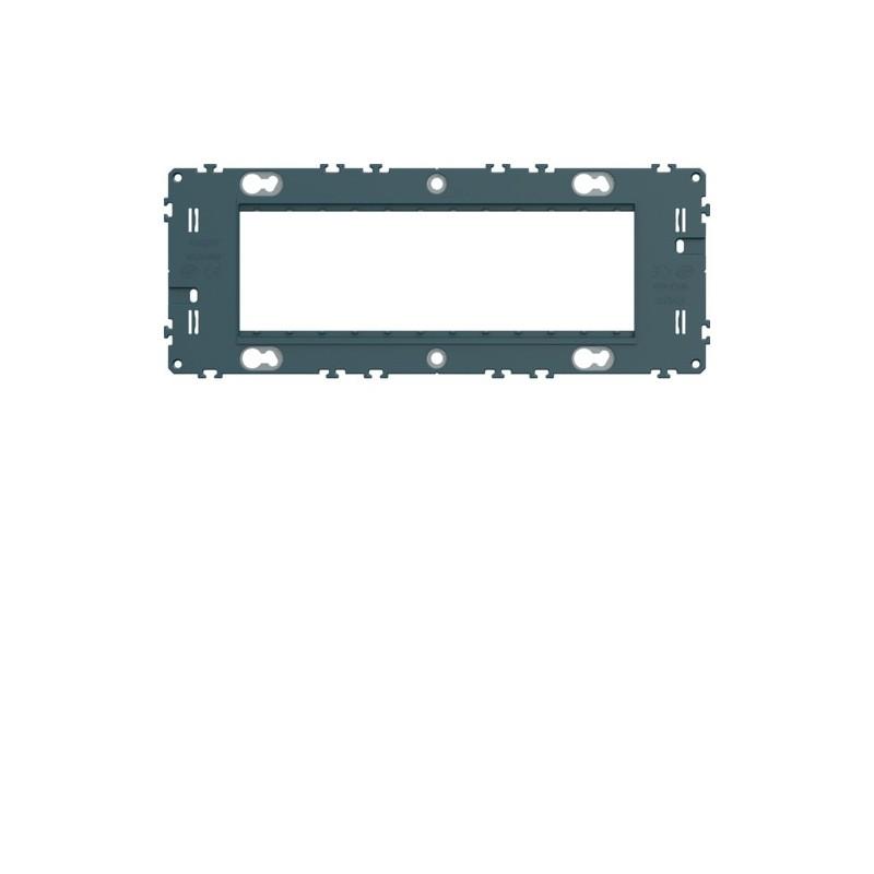 Hager SAS - WXA456 - Support 6M entraxe 57mm
