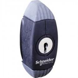 Schneider Electric - NSYAEDL405S3D - POIGNEE A CLE 405 S3D