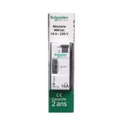 Schneider Electric - {reference} - Schneider Electric - 16655 - Minuterie 1 a 7mm molette