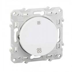 Schneider Electric - {reference} - Schneider Electric - S520233 - ODACE Interrupteur VMC blanc vis