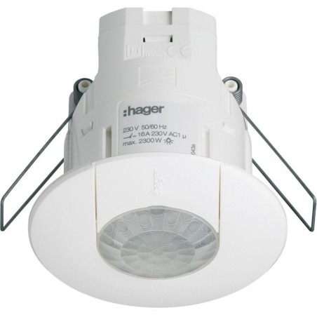 Hager - {reference} - Hager SAS - EE815 - Detect presence 360 monobloc