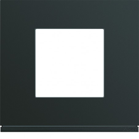 Hager SAS - WXP0202 - Plaque 1P night
