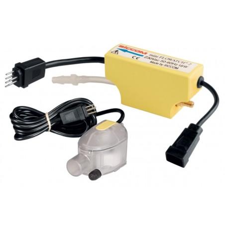 Siccom - {reference} - MINI FLOWATCH 2 pompe de relevage bi-bloc - 15L/H maxi 21dB
