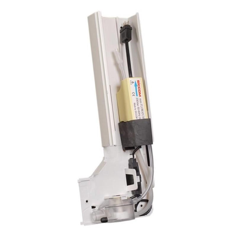 FLOW ATCH DESIGN pompe de relevage bi-bloc + goulotte 15 L/H
