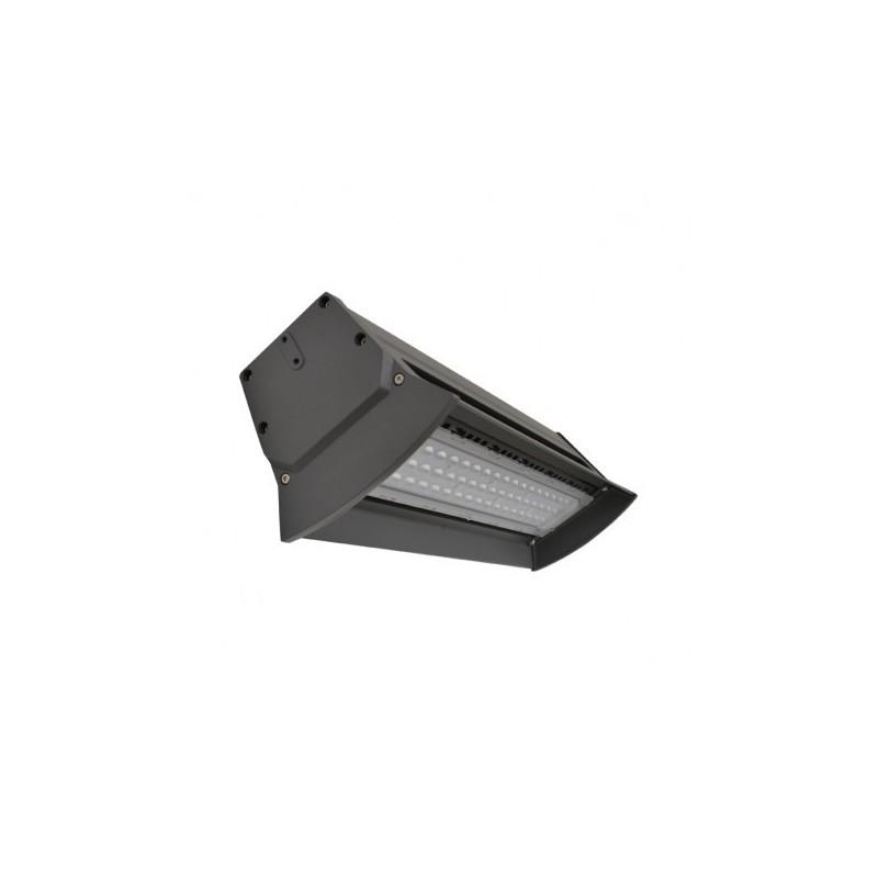 Lampe industrielle LED Intégrées gris anthracite 100W 12100 LM 4000°K