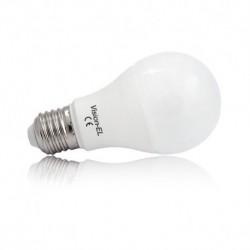 Ampoule LED E27 Bulb 15W 3000°K Blister x2