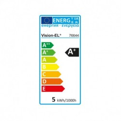 Miidex Lighting - {reference} - Ampoule LED E14 R39 Spot 5W 3000°K Blister x 4