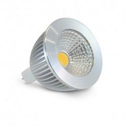 Ampoule LED GU5.3 COB 6W 530 LM Dimmable 6000°K