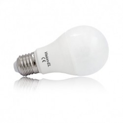 Miidex Lighting - {reference} - Ampoule LED E27 Bulb 10W 4000°K Dimmable