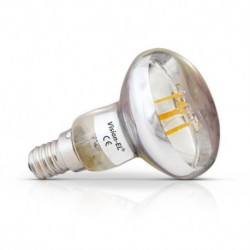 Miidex Lighting - {reference} - Ampoule LED E14 R39 Filament 3W 2700°K