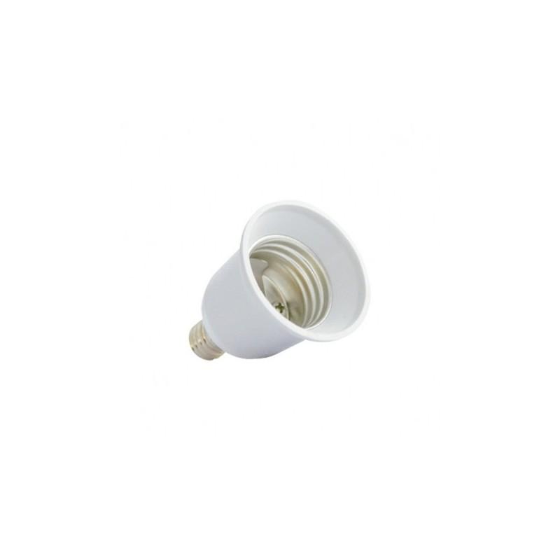 Miidex Lighting - {reference} - Adaptateur de culot E14 vers E27