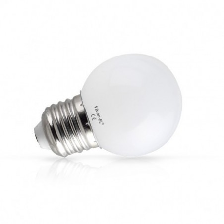 Ampoule LED E27 RGB 1W
