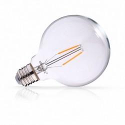 Ampoule LED E27 G125 Filament 2W 2700°K