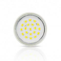 Miidex Lighting - {reference} - Ampoule LED GU10 dichroïque 4W 4000°K