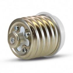 Miidex Lighting - {reference} - Adaptateur de culot E40 vers E27