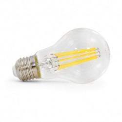 Miidex Lighting - {reference} - Ampoule LED E27 Bulb Filament 8W 2700°K