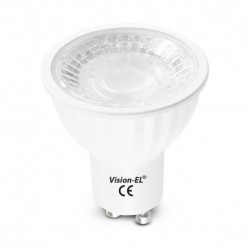 Miidex Lighting - {reference} - Ampoule LED GU10 6W 3000°K