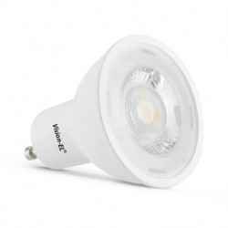 Miidex Lighting - {reference} - Ampoule LED GU10 Spot 5W Dimmable 3000°K
