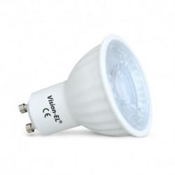 Miidex Lighting - {reference} - Ampoule LED GU10 Spot 4W 3000°K