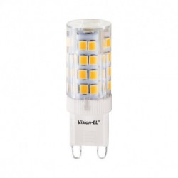 Miidex Lighting - {reference} - Ampoule LED G9 - 7924- 4W 4000°K