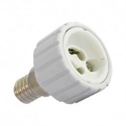 Miidex Lighting - {reference} - Adaptateur de culot E14 a GU10