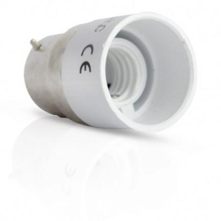 Miidex Lighting - {reference} - Vision-el | Adaptateur de culot B22 a E14