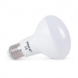Miidex Lighting - {reference} - Ampoule LED E27 Spot R80 10W 6000°K