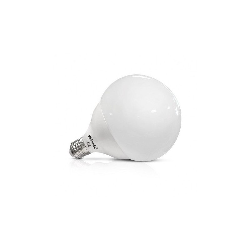 Ampoule LED E27 Globe 20W 3000°K