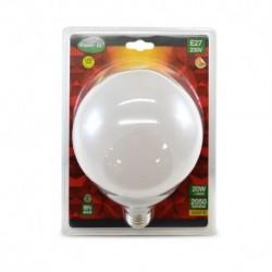 Miidex Lighting - {reference} - Ampoule LED E27 Globe 20W 3000°K