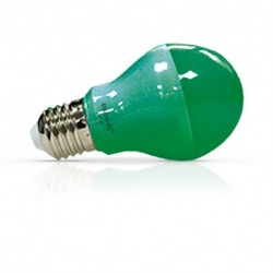 Miidex Lighting - {reference} - Ampoule LED E27 Bulb 10W Vert