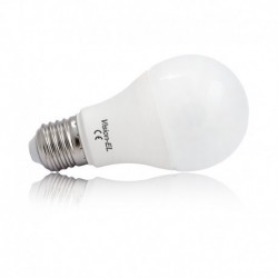 Miidex Lighting - {reference} - Ampoule LED E27 Bulb 12W 1100 LM 4000°K