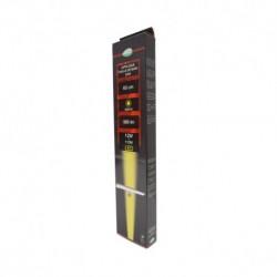 Miidex Lighting - {reference} - Applique LED miroir 12W 980Lm 3000°K
