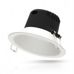 Miidex Lighting - {reference} - Downlight LED Basse Luminance Ø173mm 12W 6000°K
