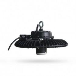 Miidex Lighting - {reference} - Lampe UFO LED 150W 4000°K IP65 + Détecteur RF