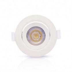 Miidex Lighting - {reference} - Spot LED Orientable 5W 4000°K